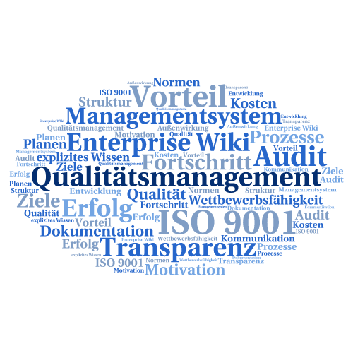 Wordcloud QM