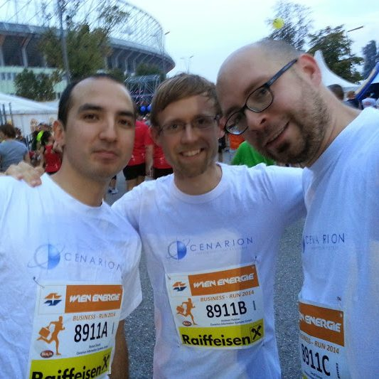Business Run 2014